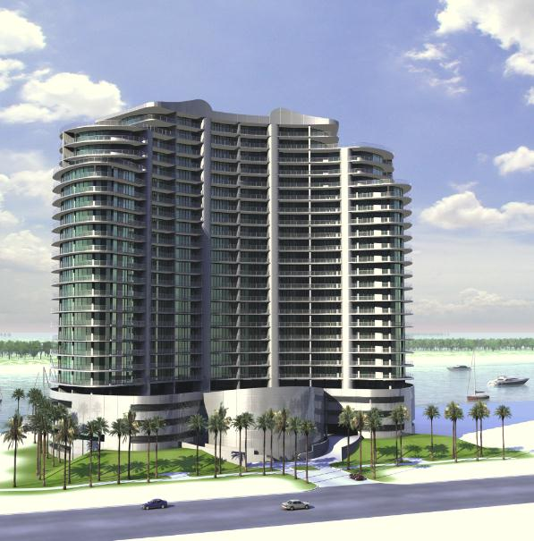 Perdido Key Alabama: Waterfront Development Parcel Located In Orange Beach AL