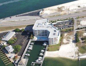 The Pass Condo Aerial Orange Beach AL