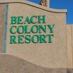 Beach Colony Resort Perdido Key Entrance